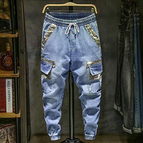 Jeans Hose Plus Size Streetwear...