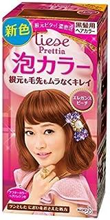 リーゼ プリティア 泡カラー エレガンスピーチ 108ml Japan