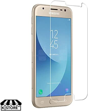 1ae3d1f7cb2 kstore365 Protector De Pantalla Cristal Vidrio Templado para Samsung Galaxy  J3 2017