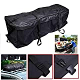 QMMB Roof Boxes, Bag Cargo Carrier, Large Capacity Space Waterproof And Soft Car