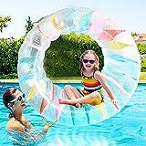 ALLADINBOX Inflatable Roller Float, 40'...