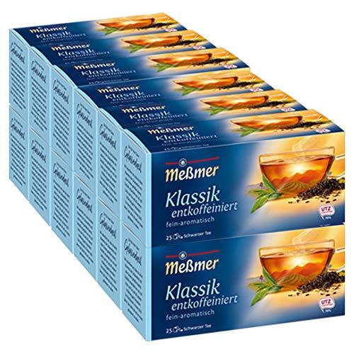 Meßmer Klassik entkoffeiniert 12er Pack