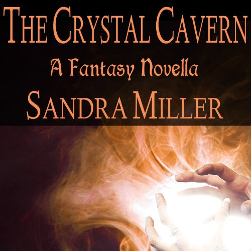 The Crystal Cavern audiobook cover art