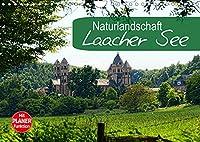 Naturlandschaft Laacher See (Wandkalender 2022 DIN A4 quer): Vulkanlandschaft in der Eifel (Geburtstagskalender, 14 Seiten )