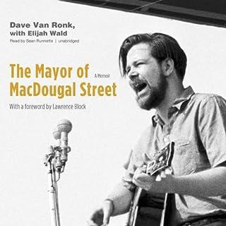 The Mayor of MacDougal Street audiobook cover art