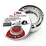 Best Flea Collar For Dogs - OFHUH Dog Flea and Tick Collar - Tick Review
