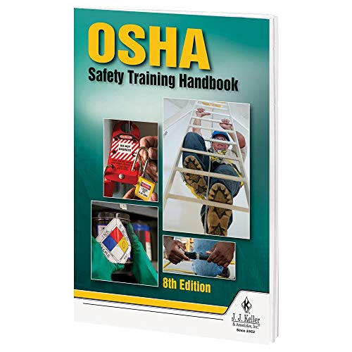 OSHA Safety Training Handbook, 8th Edition (5.25