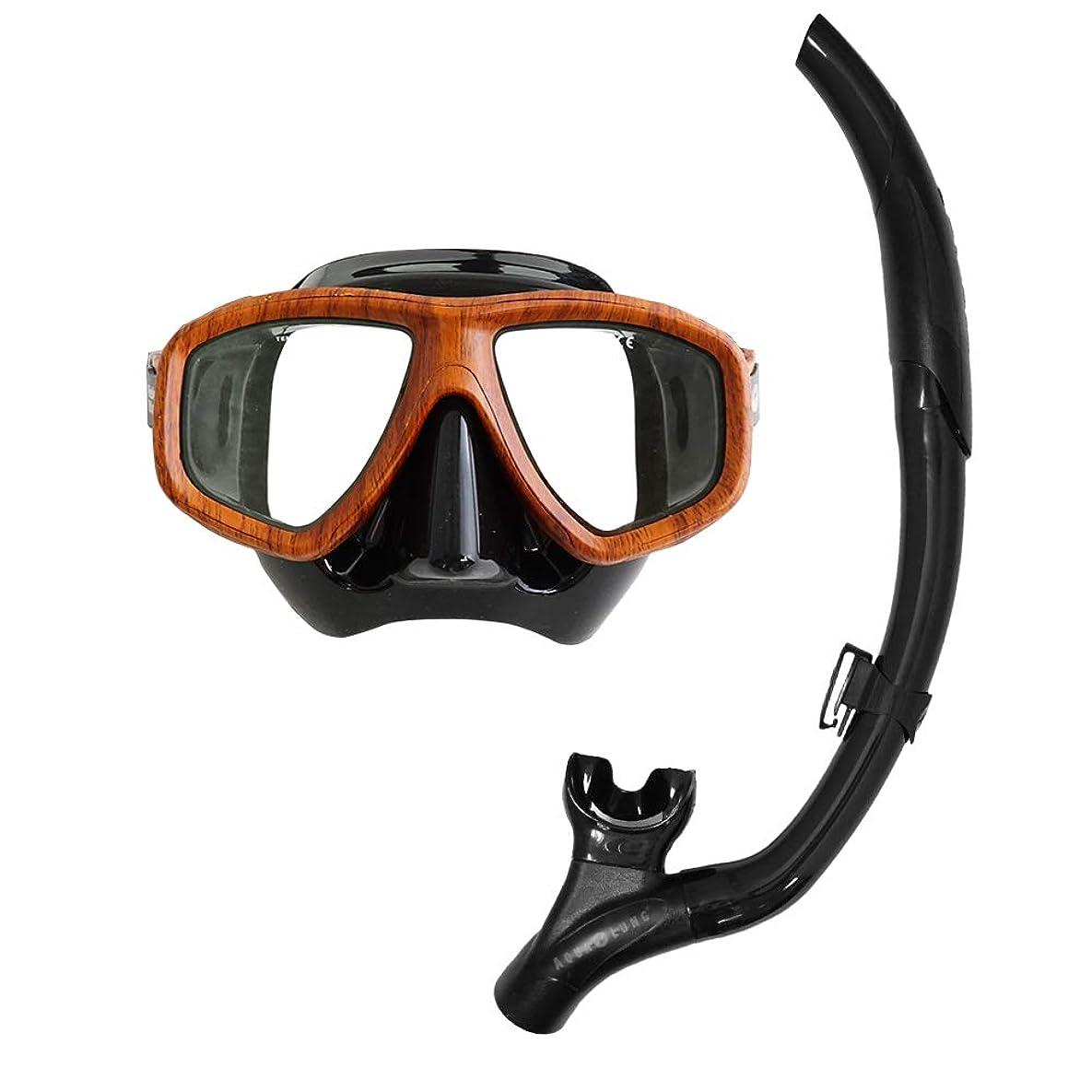 項目ボートラジウムスキューバダイビング マスク シュノーケル セット ダイビング 軽器材 2点セット AQUALUNG アクアラング スノーケル 付 軽器材セット 【moana2-imp3nf】