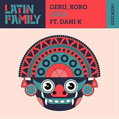 GERU, KOKO feat. Dani K feat. Dani K