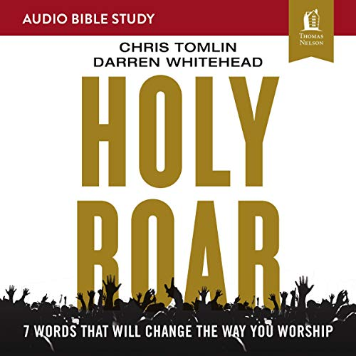Holy Roar: Audio Bible Studies  By  cover art