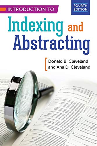 Introduction to Indexing and Abstracting