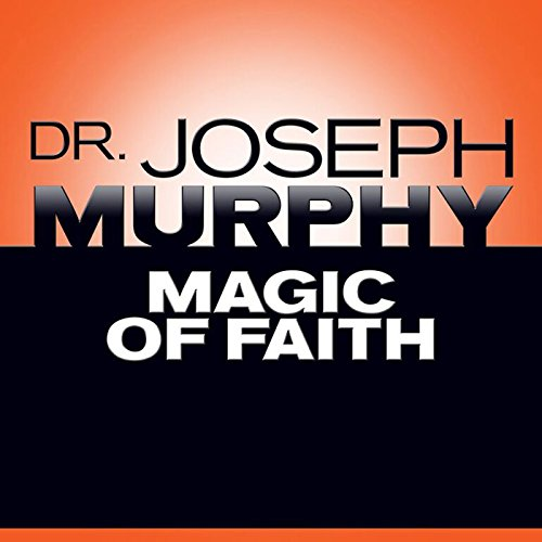 Magic of Faith audiobook cover art