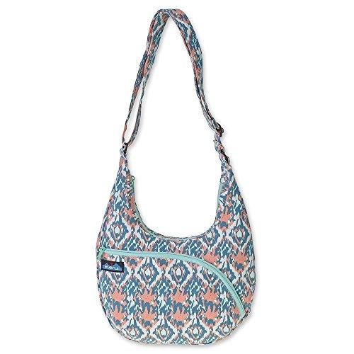 KAVU Sydney Satchel CrossBody Bag - Herringbone