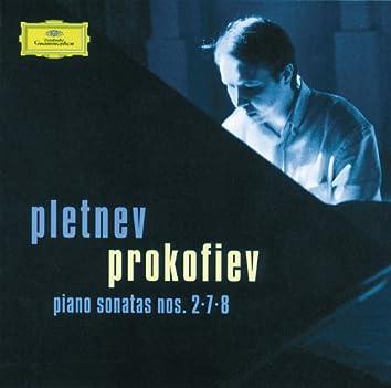 S. Prokofiev - Piano Sonata No.7 Opus 83 & No.2 Opus 14 & No.8 Opus 84