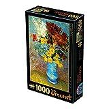 D-Toys Puzzle 1000Pcs, 66916vg02, Uni