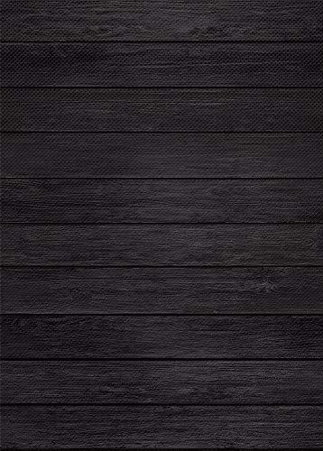 Black Wood Better Than Paper Bulletin Board Roll Photo #2