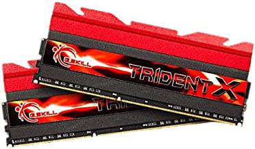 G.SKILL Trident X Series F3-2133C9D-16GTX 16GB (2 x 8GB) 240-Pin DDR3 SDRAM DDR3 2133 (PC3 17000) Desktop Memory