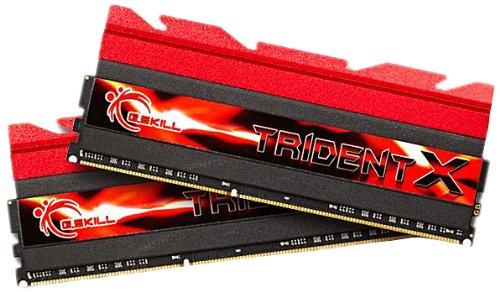 G.Skill F3-1600C7D-16GTX Arbeitsspeicher 16GB (1600MHz, CL7, 2X 8GB) DDR3-RAM