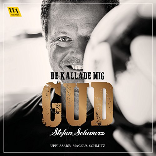 De kallade mig Gud audiobook cover art