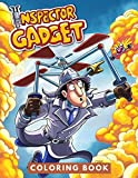 Inspector Gadget Coloring Book: Perfect Christmas Gift For Kids And Adults Who Love Inspector Gadget: Unofficial Coloring Book For Encouraging Creativity
