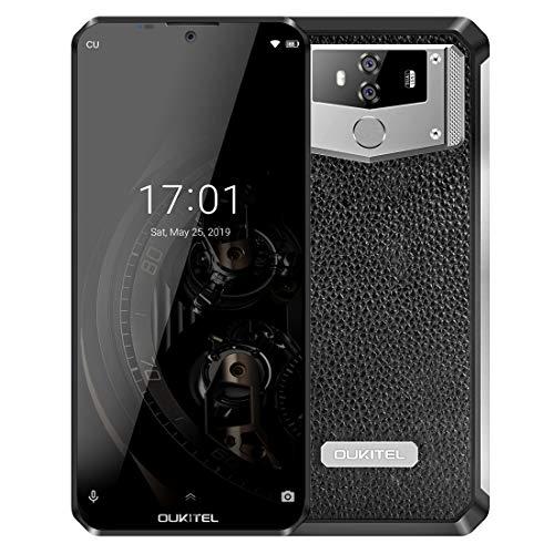 Telefoni cellulari For telefonini cellulari K12, 6 GB + 64 GB, dual Indietro macchine fotografiche, Face ID e identificazione delle impronte digitali, 10000mAh batteria, 6.3 pollici Android 9.0 MTK676