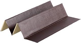 Astuceo - Sofá de 1 plaza, 55 x 48 cm, fibra de madera de PVC