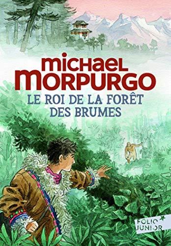 Le Roi de la forêt des brumes - Folio Junior - A partir de 10 ans