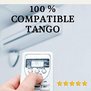 Tango - Mando Aire Acondicionado Tango - Mando a Distancia Compatible 100% con Aire Acondicionado Tango. Entrega en 24-48 Horas. Tango MANDO COMPATIBLE.