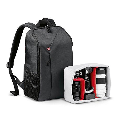 ManfrottoカメラリュックNEXTコレクション21.4LコンパクトバックパックグレーMBNX-BP-GY