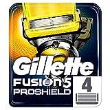 Gillette Fusion5 ProShield Lames de Rasoir pour Homme