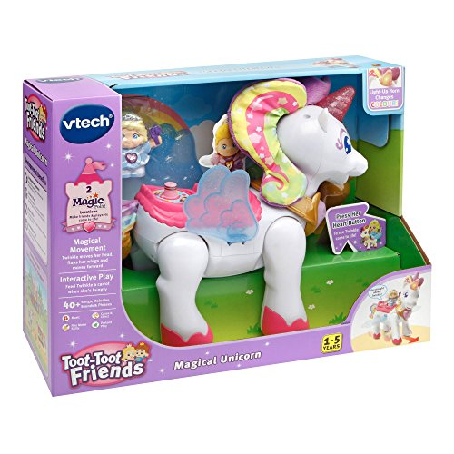 Toot-Toot Friends Magical Unicorn Learning and Activity Toys