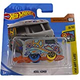 Hot Wheels Kool Kombi HW Art Cars 8/10 2018 (353/365) Short Card