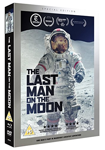 The Last Man on the Moon (Special Edition 3-Disc DVD & Blu-ray)