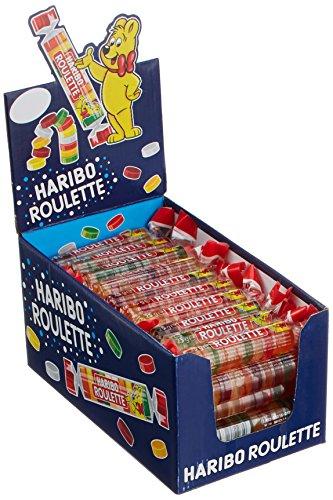 Haribo Roulette 50 Rollen, 1.25 kg