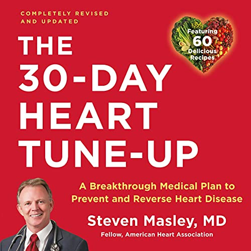 30-Day Heart Tune-Up, Updated and Revised cover art