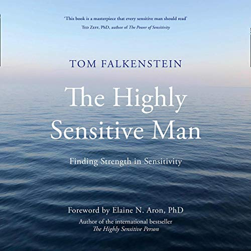 The Highly Sensitive Man audiobook cover art