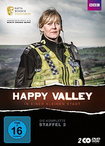 Happy Valley - In einer kleinen Stadt, Staffel 2 [2 DVDs]