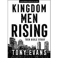 Kingdom Men Rising - Teen Guys' Bible Study Book 1087757797 Book Cover