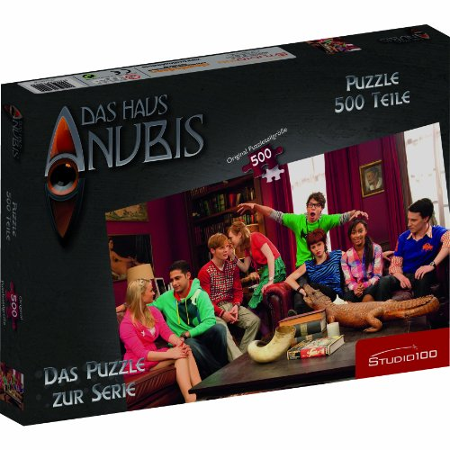 MEHADE000120 House of Anubis: Puzzle de 500 Piezas