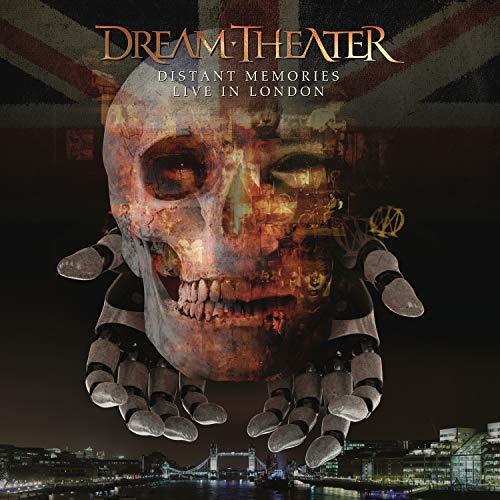 Distant Memories-Live in London (Special Edition 3CD+2Blu-ray Digipak in Slipcase)