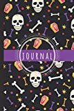 Halloween Coffin Journal: Halloween Coffin Notebook: Spooky Halloween Coffin Skulls & Cross Bones Journal Notebook To Write In - Halloween Gifts For ... 120 Pages 6' x 9' (Journals & Notebooks)