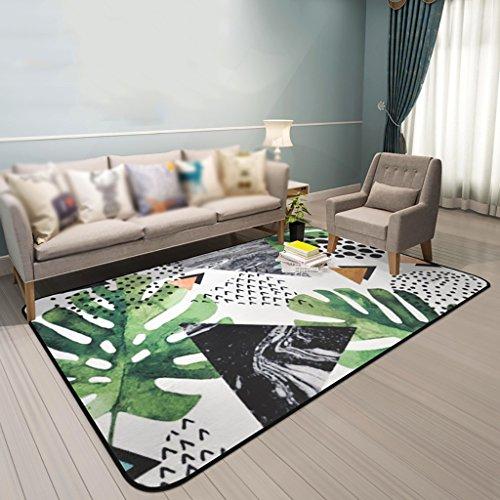 Creative Light Modern Living Room Tapis Canapé Table à café Mats Chambre Rectangle de Chevet Tapis de Maison (Taille : 160cm*230cm)