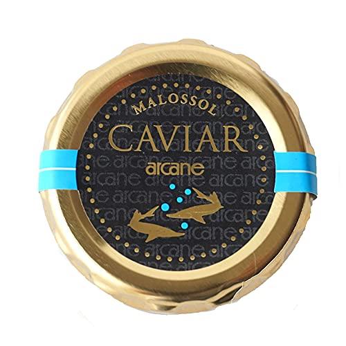 キャビア オシェトラ パスチュライズ 18g瓶入り フランス産 caviar オセトラ