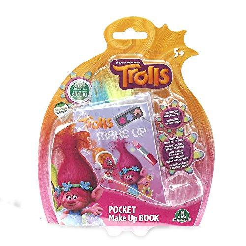 Giochi Preziosi- Trolls Set Trucchi per Bambini, Multicolore, TRL04000