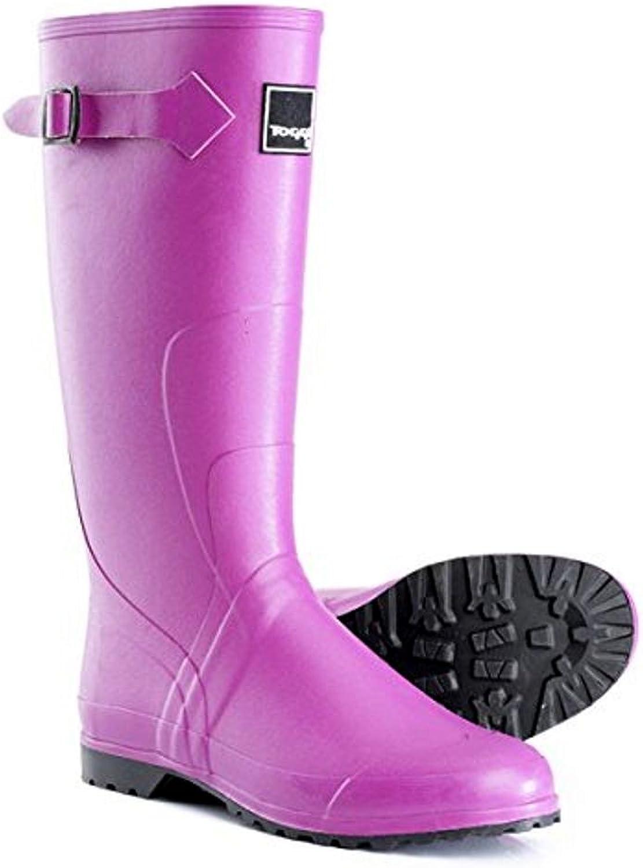 Wanderer Toggi Damen-Gummistiefel, Rosa, Größe Größe Größe 37  22a50f