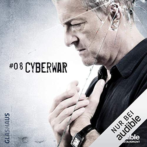 Cyberwar audiobook cover art