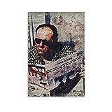 The Sopranos Poster, dekoratives Gemälde, Leinwand,