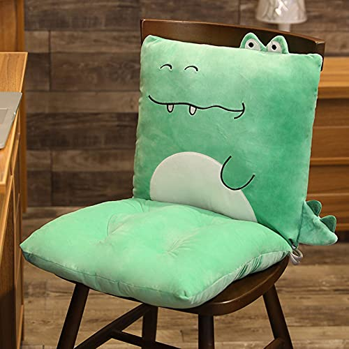 Cojín para Silla de Juego de Piso, sofá Tatami Cojín reclinable Sillas de Lectura Plegables fáciles para Adultos Asientos para meditación, Yoga y Acampada Plegable Acolchado