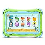YUNTAB Q91 Tablet Infantil de 7 Pulgadas (Android 5.1, Quad-Core,Allwinner A33, WiFi,...