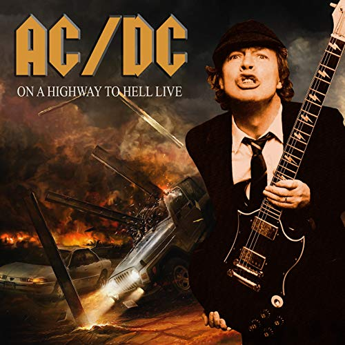 On a Highway to Hell Live! (Box 10 CD)